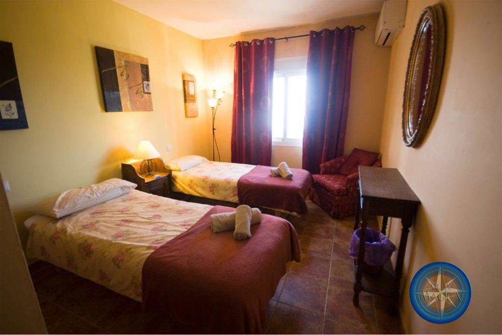 Villa Magica Twin Bedroom
