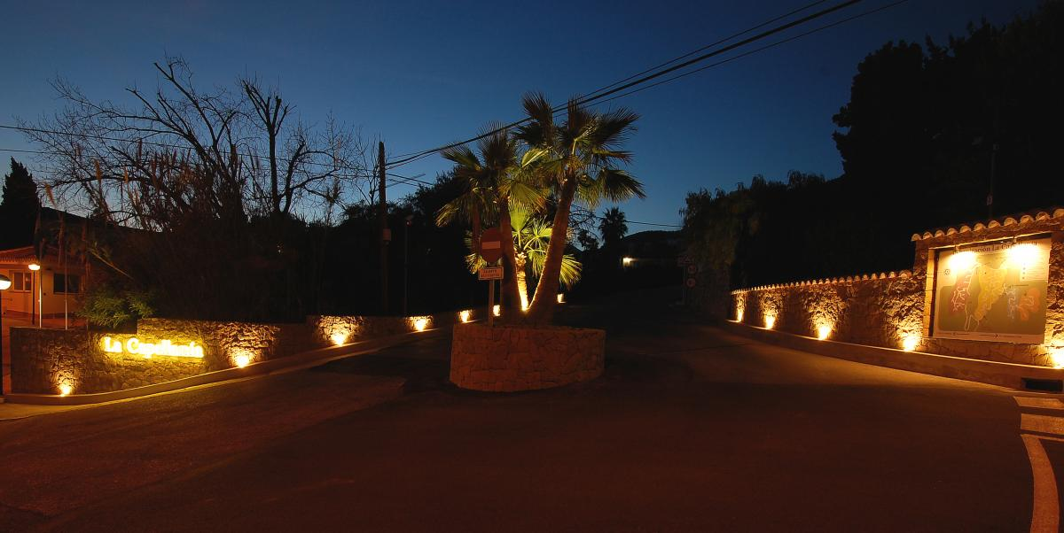 Comunidad La Capellania is a prestigious urbanisation near Benalmadena Pueblo